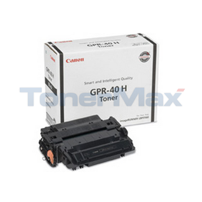 CANON GPR-40 H TONER BLACK